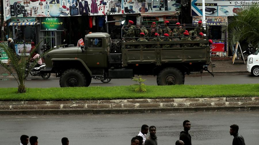 Ethiopia PM Says People From Abroad Had Role In Failed Coup Attempt
